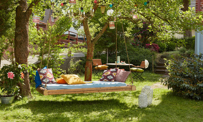 Outdoor-Daybed | selbst.de on Belham Living Lilianna Outdoor Daybed id=99512