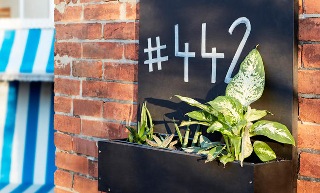 Hausnummer Selber Machen hausnummern | selbst.de