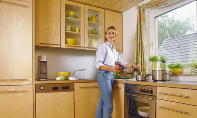 Küchenmöbel selber bauen  Einbauküche: Küche bauen | selbst.de
