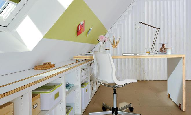 Büromöbel selber bauen