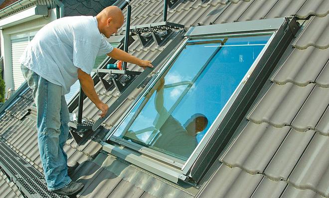 Dachfenster-Baugenehmigung