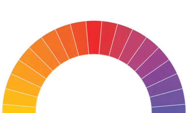 Komplementärfarben: Farben richtig kombinieren