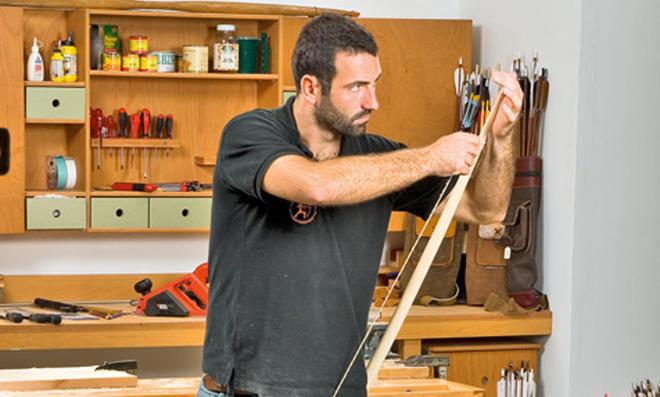 sportbogen selber bauen. Black Bedroom Furniture Sets. Home Design Ideas