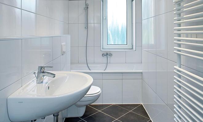 Fußboden Bad Altbau ~ Bad sanieren selbst