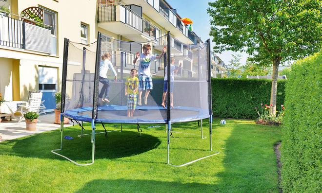 Klettergerüst Garten Bauen : Baugenehmigung spielturm selbst.de