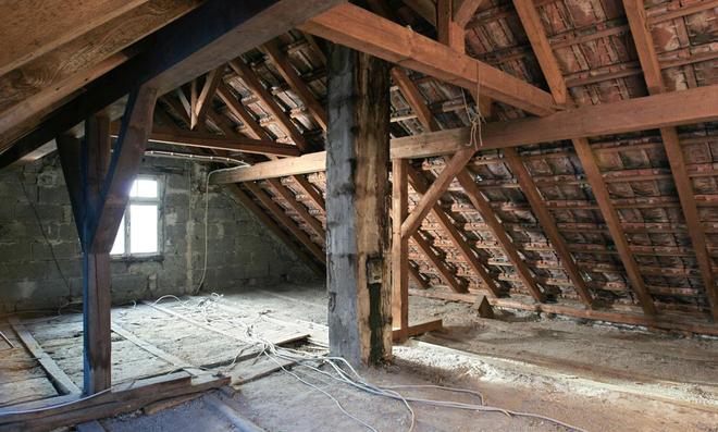 Dachausbau: Schornstein dämmen?