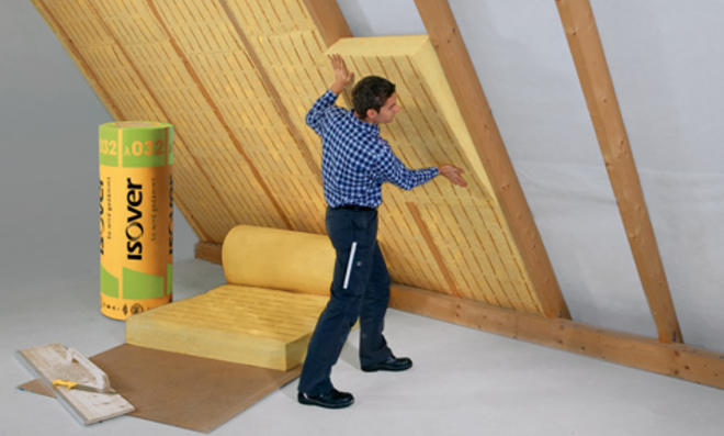 Fußboden Dämmen Aufbau ~ Dach dämmen selbst