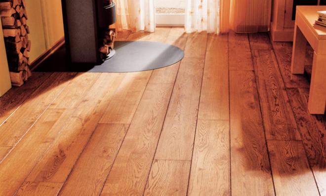 Fußboden Dielen ~ Holzdielen selbst