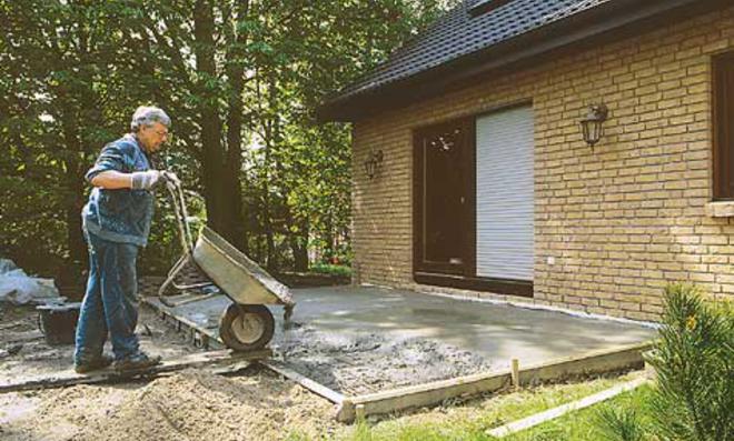 Außenküche Selber Bauen Beton : Gartenküche zum nachbauen