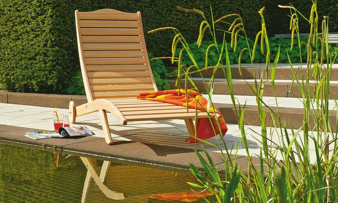 Gartenliege Selber Bauen. Awesome Doppel Sonnenliege Leco ...