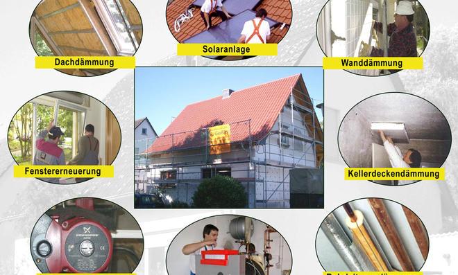 Marvelous Haus Sanieren: Stetig Und Regelmäßig
