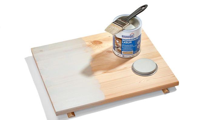 Fußboden Lasur Weiß ~ Holzlasur für kindermöbel selbst