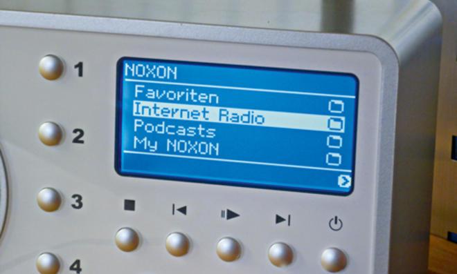 Netzwerk-Radio