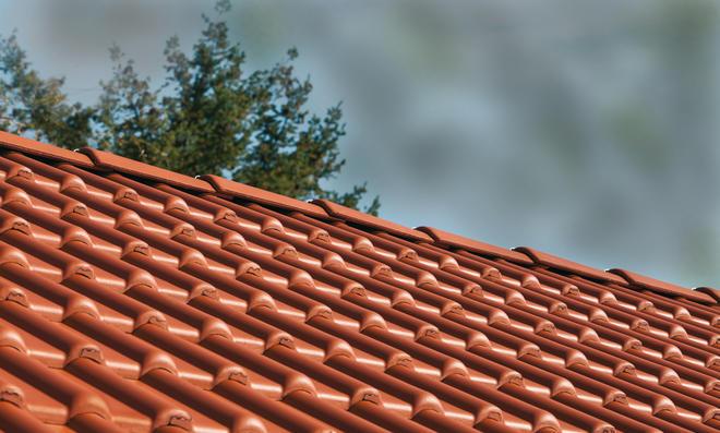 Dach sturmsicher machen