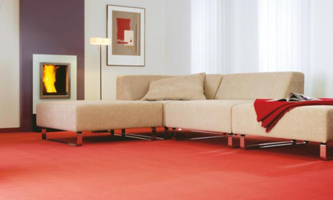 Teppichboden verlegen  Teppich: legen ohne kleben | selbst.de