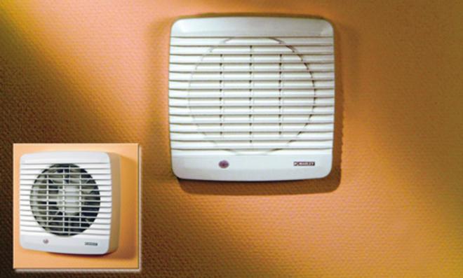 Ventilator: Künstliche Bad-Lüftung