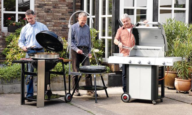Gas Oder Holzkohlegrill Unterschied : Grills selbst.de