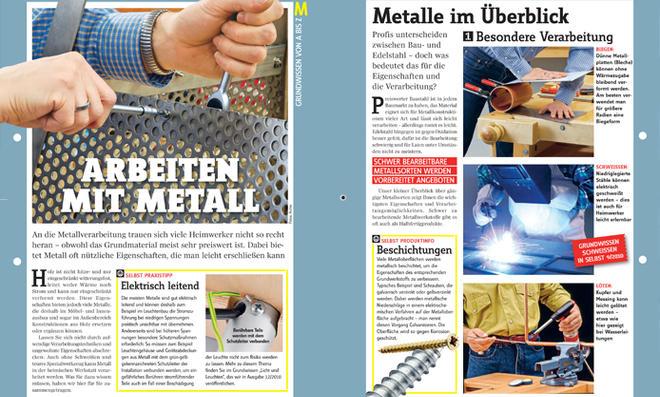 Grundwissen Metall