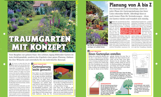 Grundwissen Gartenplanung | Selbst.De