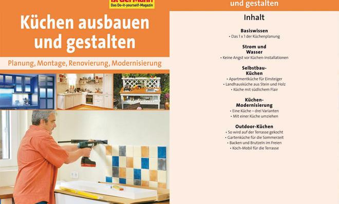 Küchen ausbauen & gestalten