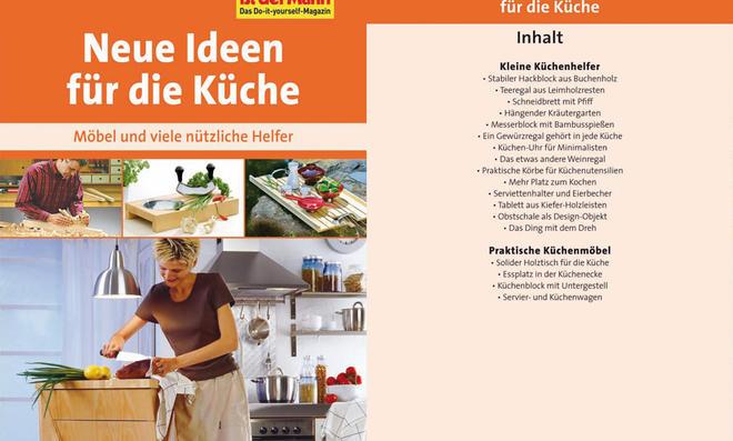 Neue Ideen für die Küche