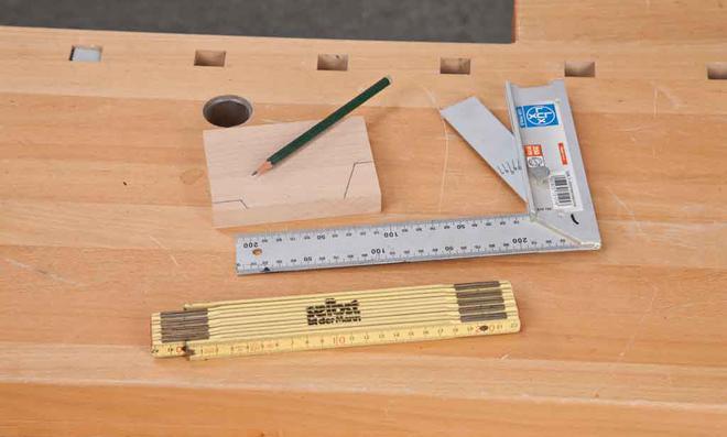 3D Puzzle: Konturen aufzeichnen