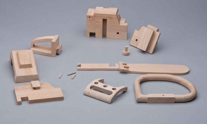 3D Puzzle: Tankstöpsel ziehen