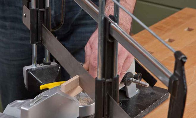 3D Puzzle: Bauteile zuschneiden
