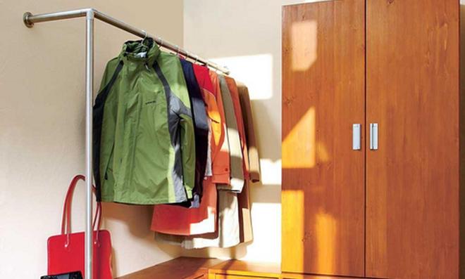 eckgarderobe. Black Bedroom Furniture Sets. Home Design Ideas