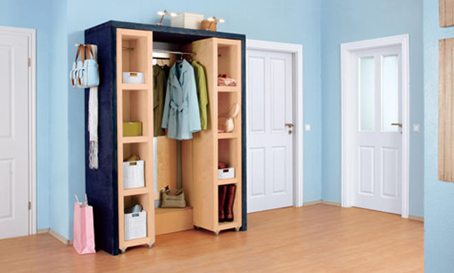 Perfect Garderobe Mit Schuhregal Idea