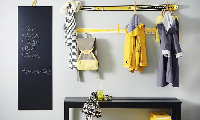 Garderoben-Ideen