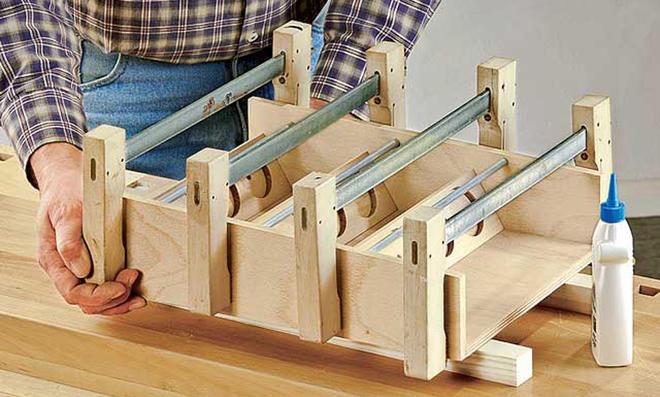 Gewürzregal selber bauen  Gewürzregal selber bauen | selbst.de