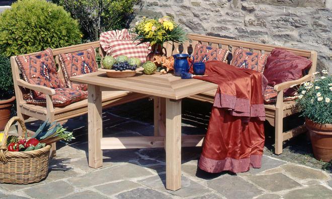 Holz Gartentisch Selbst De