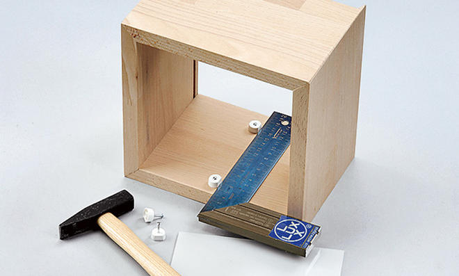 Holz-Medizinschrank   selbst.de