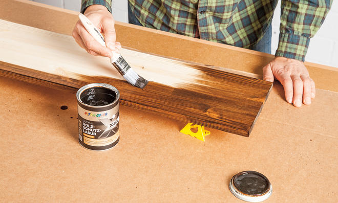 Holzschutzlasur von UltraColor