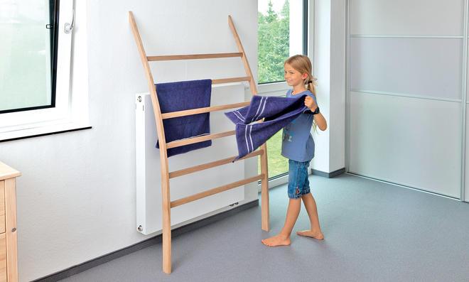 stunning handtuchhalter selber bauen pictures. Black Bedroom Furniture Sets. Home Design Ideas