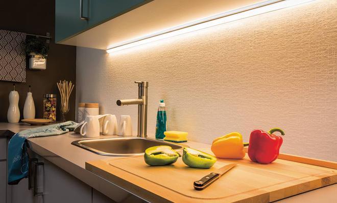 Großartig Küchenbeleuchtung Led Selber Bauen Bilder ...