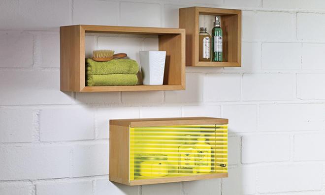 Mini-Regale fürs Bad | selbst.de