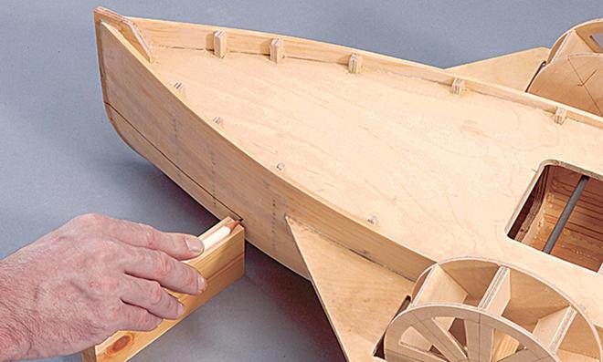 modellboot holz bauplan rc boot bausatz bau dir dein eigenes ferngesteuertes schiff gfk rc. Black Bedroom Furniture Sets. Home Design Ideas