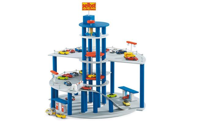 Parkhaus Kinderspielzeug
