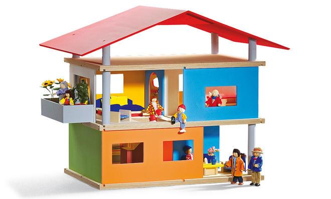 puppenhaus selber bauen anleitung good puppenhaus mit eingangstr with puppenhaus selber bauen. Black Bedroom Furniture Sets. Home Design Ideas