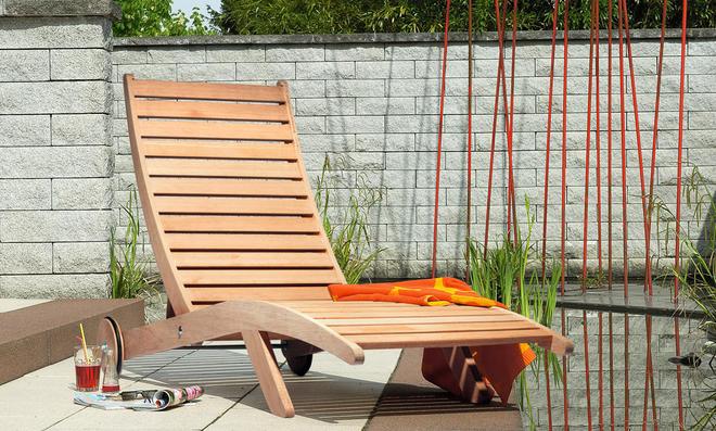 Relaxliege selber bauen  Relaxliege | selbst.de