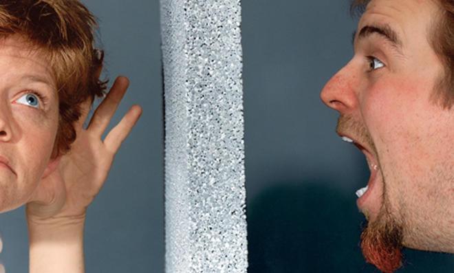 Einzigartig Schallschutz-Wände | selbst.de DE33