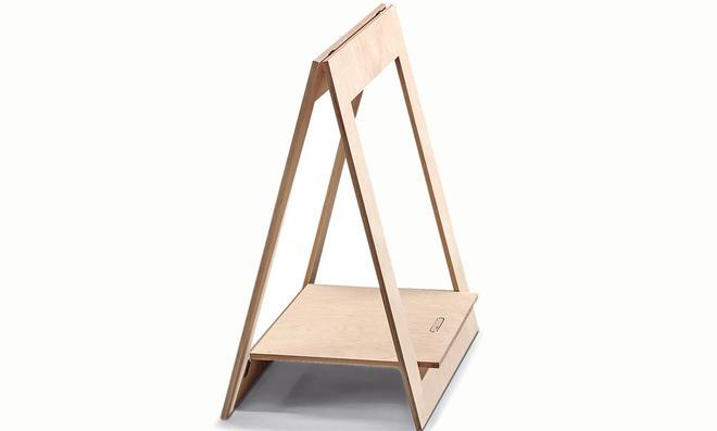 Schreibtisch: Bock