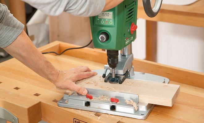 Tischbohrmaschine von Bosch