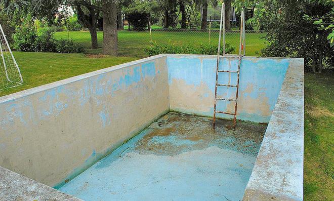 Pool reparieren selbst