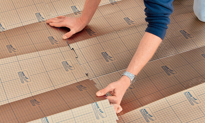 Erstaunlich Trittschalldämmung Vinylboden | selbst.de NW11