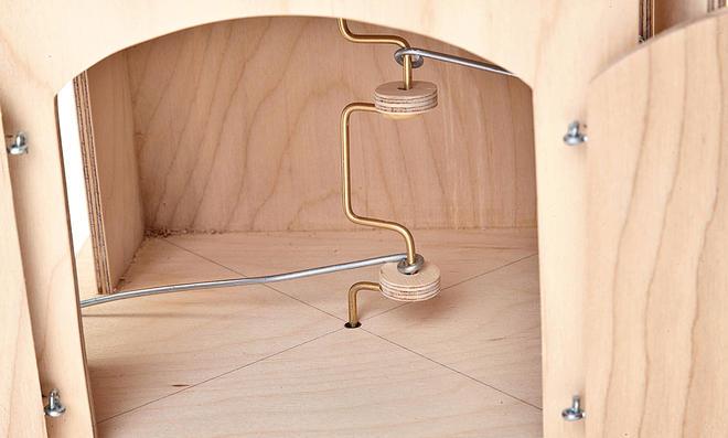 windspiel bauen related post with windspiel bauen finest sommerdeko im garten windspiel aus. Black Bedroom Furniture Sets. Home Design Ideas
