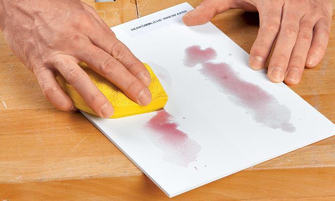 Abwaschbare Farbe abwaschbare wandfarbe selbst de