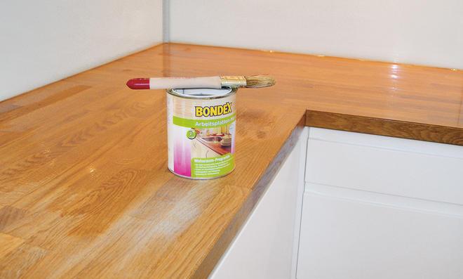 Outdoorküche Arbeitsplatte Reinigen : Küchenarbeitsplatte streichen selbst